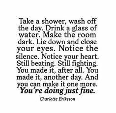 Hacer de esto a daily routine