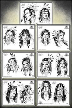 american indian tattoos | tags american indian tattoos native american tattoos - (640x439 - 60kB ...