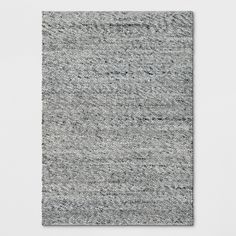 An understated, underfoot accent comes in the form of the Chunky Knit Wool Rug from Project 62™. Natural fibers are woven to create a chunky honeycomb appearance, which is at home in any room in your house, given the neutral colors. The subtle variation in colors and thickness gives this rug a depth and richness that will translate to whatever room it's in.<br><br>1962 was a big year. Modernist design hit its peak and moved into homes across the country. And in Minnes...