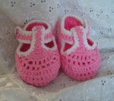 Babyslofjes, sokjes en schoentjes