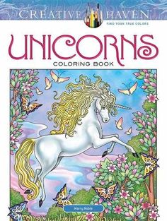 Creative Haven Unicorns Coloring Book (Adult Coloring) by... https://www.amazon.com/dp/0486814939/ref=cm_sw_r_pi_dp_x_E6W3ybWC1JWN2