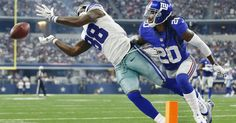 Laufenberg: Dez Bryant wasn't always double-teamed by Giants; defense exceeded expectations in opener