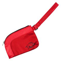 Arkansas Razorbacks NCAA Stadium Wristlet