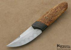 """Anders Hogstrom Custom Knife """"Little Hunter"""""""