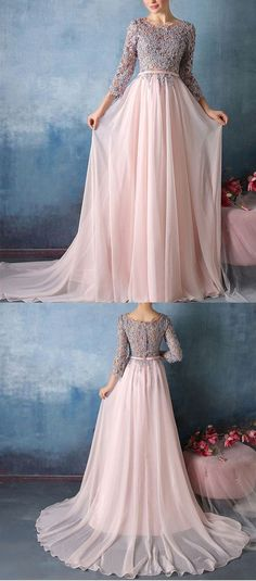O-Neck Appliques A-Line Prom Dresses,Long Prom Dresses,Cheap Prom Dresses, Evening Dress Prom Gowns, Formal Women Dress,Prom Dress MT20189831