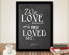 This beautiful chalkboard printable makes a  lovely inspirational wall art. Description from etsy.com. I searched for this on bing.com/images