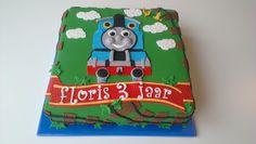 Thomas de Trein Cake for Floris