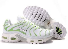 meet fd48a 1fec6 Discover the Womens Nike Air Max TN White Green Silver Super Deals  collection at Pumacreeper. Shop Womens Nike Air Max TN White Green Silver  Super Deals ...
