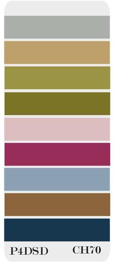 Color Chart #70