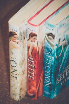 The Selection Series Books