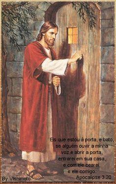 Filho do Céu - Padre Fábio de Melo: Alguem bate na porta! Você vai abrir?