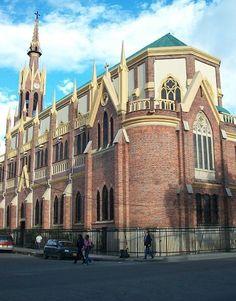 Iglesia Santa Teresita, barrio Santa Teresita, Bogotá