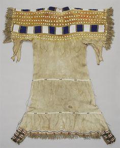 Cheyenne dress. Autry Mus. ac