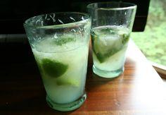Caipirinhas - the official cocktail of Brazil