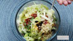 Black Bean Quinoa, Meal Prep Plans, Freezer Meals, Burritos, Black Beans, Food Videos, Vegetarian Recipes, Cabbage, Burrito Bowls