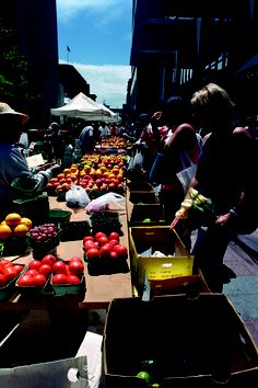 Farmer's Markets in Minneapolis, Minnesota