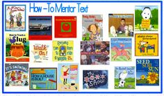 Joyful Learning In KC: How-To Writing  Mentor Texts & How to Start! :)