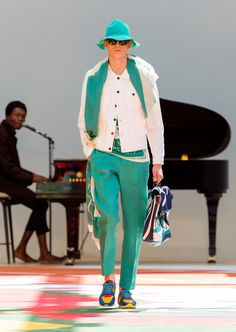 Burberry Prorsum Menswear Spring Summer 2015 Collection - Look 26
