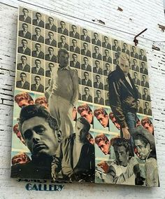 James Dean Mural in Fairmount Indiana | James Dean Gallery Fairmount Indiana | Fairmount Indiana | Grant County Indiana