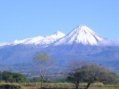 NEVADO DE COLIMA Estado de Colima