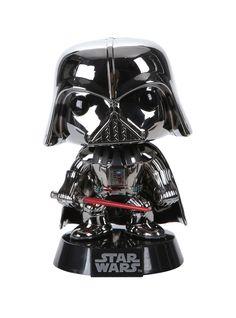 Darth Vader (Chrome)