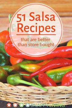There's a big difference between fresh made salsa and store bought. Fortunately, it's very cheap, quick and easy to make at home, and you'll find you can have a lot of fun tweaking recipes to your own taste.