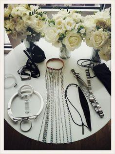 Margiela x H, accessoires via Vogue FR