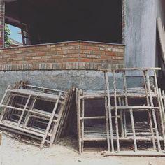 """""""sexta & obra & serra"""" #arquitetura #arquitetandosonhos #executandosonhos #ahessarquitetura #dialindo"""