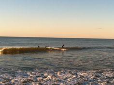 Surfing in Ocean City NJ