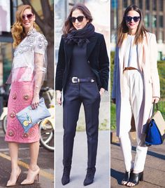 @Who What Wear - Fake Longer Legs With These 11 Style Tricks  Whether you were genetically blessed in the gams department or not, most of us wouldn't mind creating the illusion of even longer legs. Click through to check out our tips to fake some serious stems, just in time for the height of leg-baring season.