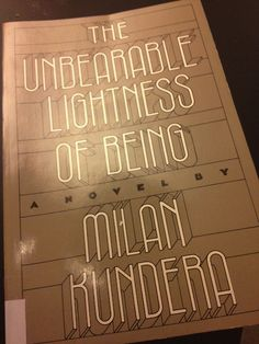 """""""Why don't you ever use your strength on me?"""" she said.  Because love means renouncing strength,"""" said Franz softly.""""  ― Milan Kundera, The Unbearable Lightness of Being"""
