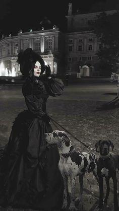 Victorian Gothic, Steampunk, Fun, Dresses, Style, Fashion, Fin Fun, Stylus, La Mode