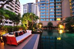 ★★★★★ Grande Centre Point Hotel Ratchadamri #Hotel #Ploenchit #Bangkok #Thailand