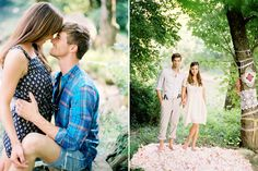 An engagement on the River « Jose Villa | Fine Art Weddings Grace, check out this whole styled shoot!
