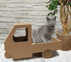 Cat CAT Kennel Alternativa Bienenhaus für von bottegadicartone