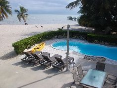 Pool, Ocean Front, Sandy Beach...'The Beach House'Vacation Rental in Islamorada from @homeaway! #vacation #rental #travel #homeaway