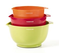 Farberware Classic Plastic Mixing Bowls Assorted Set of 3 *** Be sure to check out this awesome product.