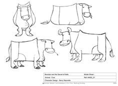 animal character design Illustration is part of - Living Lines Library The Secret of Kells Additional Characters Animals Character Design Animation, Character Design References, Character Art, Animal Sketches, Animal Drawings, Drawing Animals, Cartoon Drawings, Cute Drawings, The Secret Of Kells
