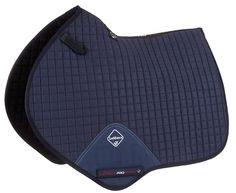 LeMieux ProSport CC/Jumping Suede Square Navy - £39.95 : Lemieux, The finest Equestrian products in the UK.