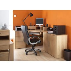 Great Office Furniture With Office Desks And Pedestals
