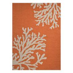 Orange Coral Area Rug #orange #coral #area #rug