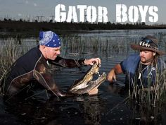 Gator boy sticks head in Alligators mouth, that he just rescued!