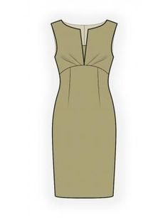 Couture Sewing Vestido Formal Clothing Patterns Dress Patterns Sewing Patterns Techniques Couture Sewing Techniques Make Your Own Dress Panel Dress Simple Dresses, Day Dresses, Casual Dresses, Fashion Dresses, Fashion Design Sketches, Western Dresses, Dress Sewing Patterns, Two Piece Dress, Fashion Sewing