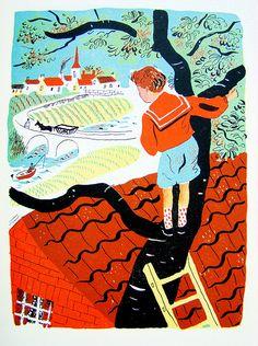 Roger Duvoisin - A child's garden of verses