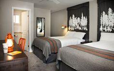 BaseCamp: Super fantastic South Lake Tahoe hotel we found.