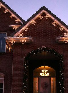 Feel the holiday cheer brighten your home.