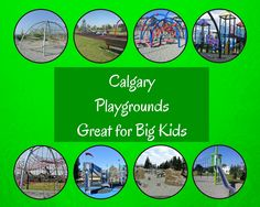 Calgary playgrounds that are great for big kids Playgrounds, Getting Bored, Calgary, Big Kids, Recipies, Destinations, Spaces, Activities, Summer