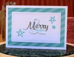 I Dream in Paper: Merry & Bright
