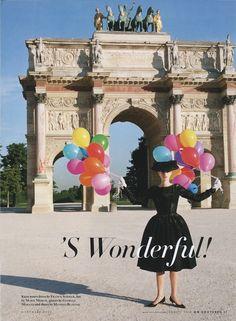 Baloons at paris