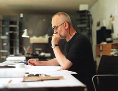 Peter Zumthor, architect.